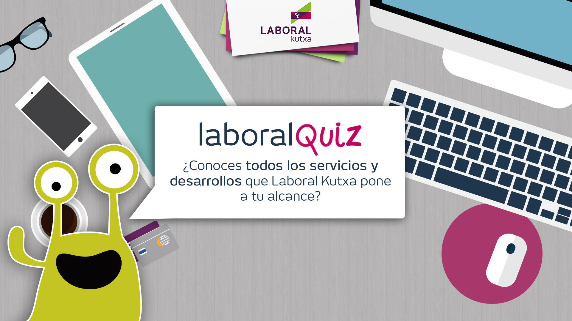 Facebook ads juego on line Laboral Quiz