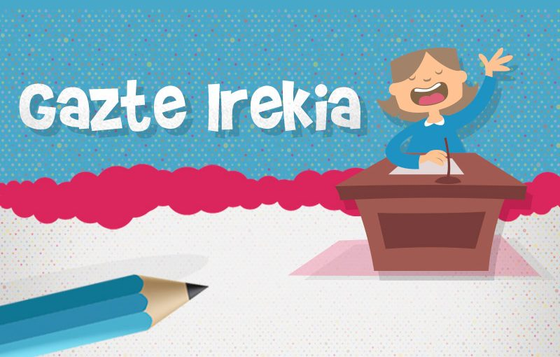 Campaña online Gazte Irekia